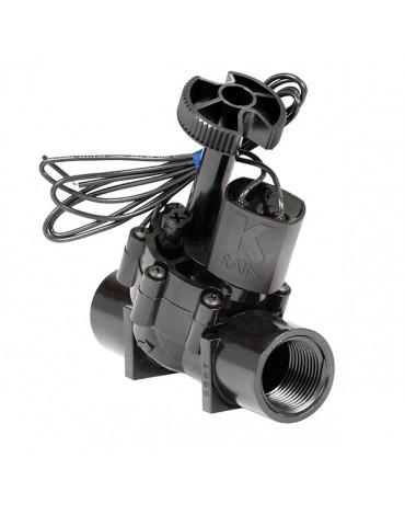 K-Rain Pro-100 átfolyás szabályzó mágnesszelep 1BB, 24V
