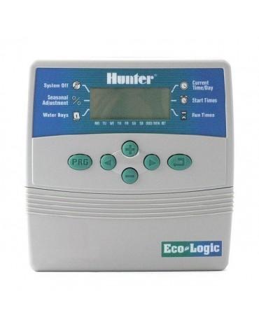 Hunter Eco-Logic 4 zónás öntözésvezérlő