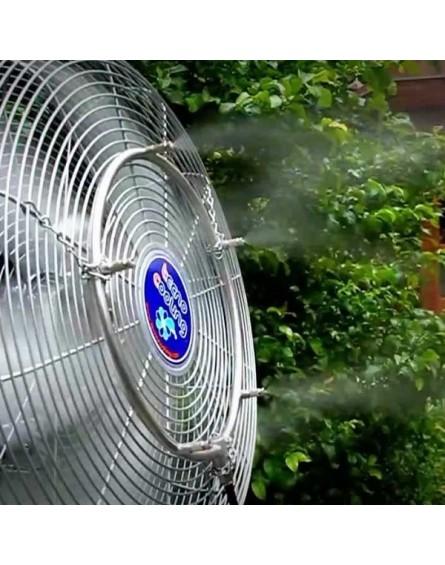 Tecnocooling Premium 6 Ventilátoros Párásító, Kültéri Hűtő Rendszer