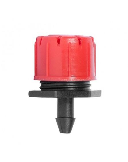 Irritec Csepegtetőtest - Bokoröntöző Csepegtető Gomba Állítható - Szabályozható 0-70 l/h