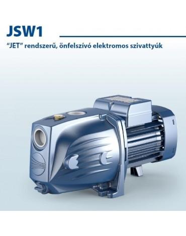 Pedrollo JSWm 1BX Kerti Szivattyú,  Öntöző Szivattyú 3,7 bár, 60 l / perc