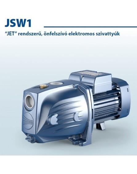 Pedrollo JSWm 1CX Kerti Szivattyú,  Öntöző Szivattyú 3,5 bár, 60 l / perc