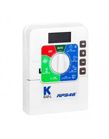 K-Rain RPS46 4 Zónás Beltéri Öntözésvezérlő Automatika