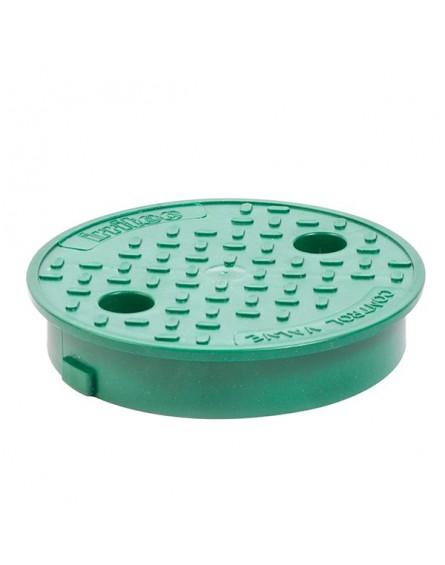 Irritec Szelepdoboz - Szelepház Fedél Mini Szelepaknához, 16 cm kör / kerek