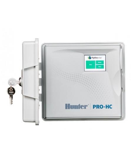 Hunter PRO-HC 12 Körös WIFI Öntözésvezérlő, Okosvezérlő, Kültéri