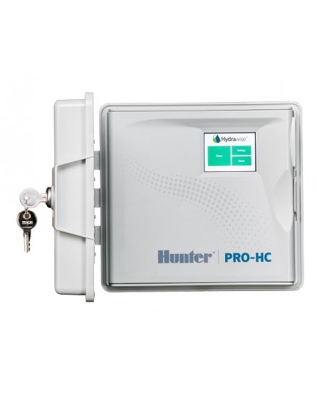 Hunter PRO-HC 24 Körös WIFI Öntözésvezérlő, Okosvezérlő, Kültéri