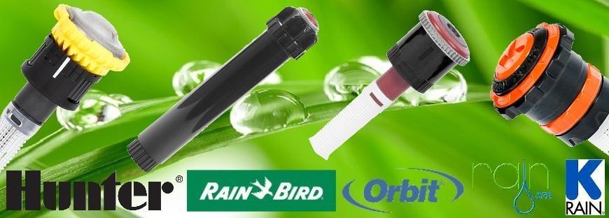 Hunter, Rain-Bird, K-Rain Rotátor Szórófej, Rotary Fúvóka, Mp Rotátor